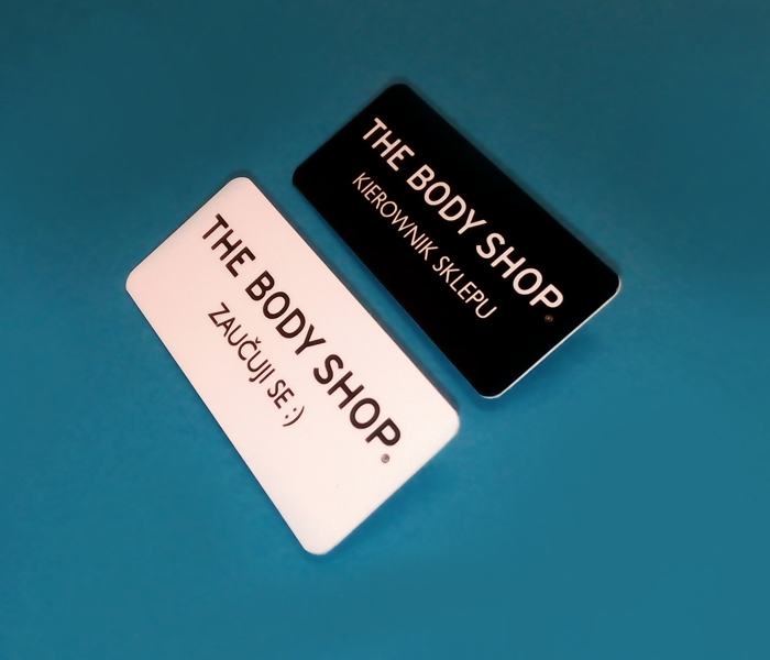identyfikator, identyfikatory personalizowane